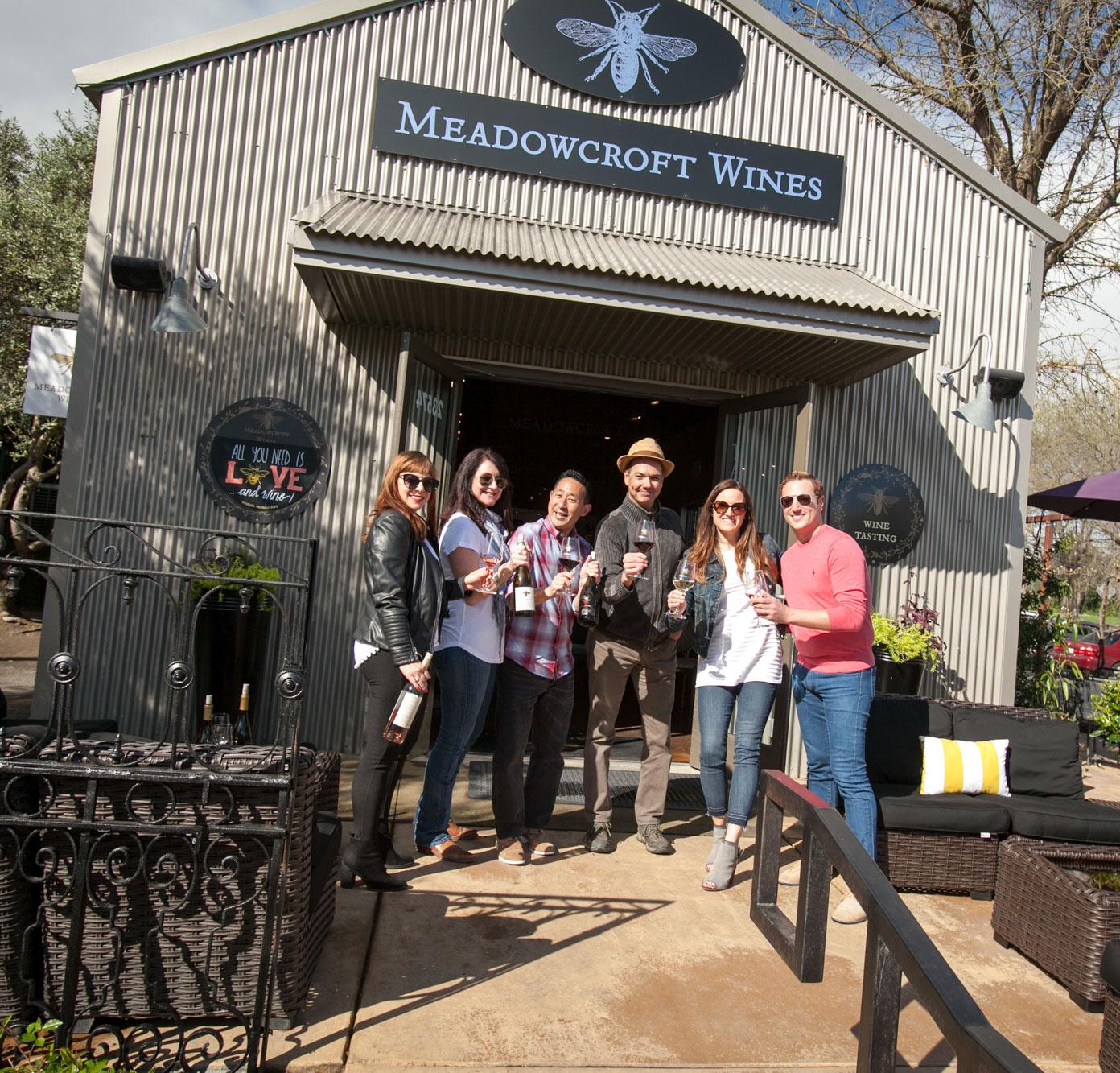 Meadowcroft Wines
